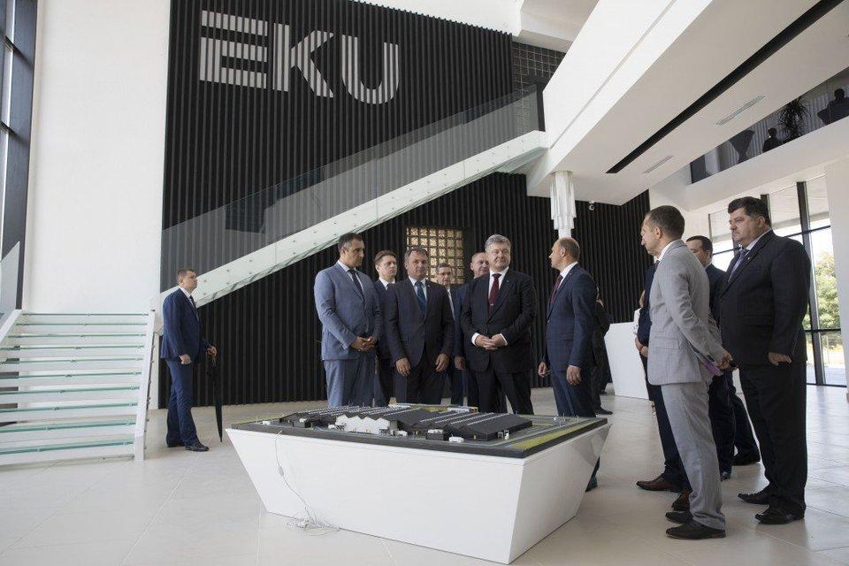 В Украине открыли завод для производства деталей BMW - фото 70365