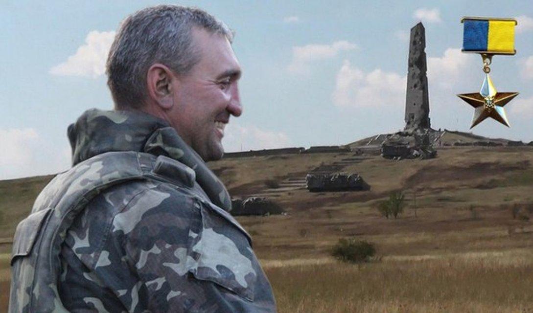 Ігор Гордійчук біля Савур-Могили - фото 67983