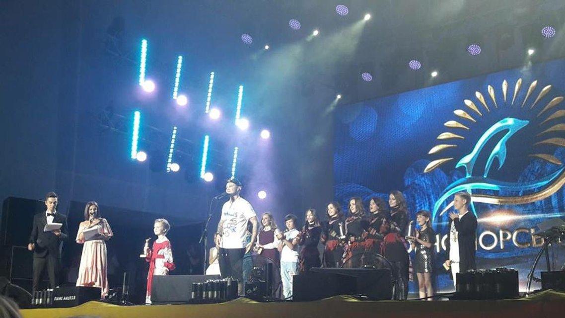 Жюри выбрали победителя гран-при фестиваля Черноморские игры 2017 - фото 64100