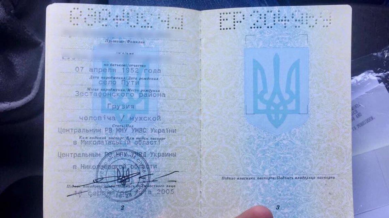 """В """"Борисполе"""" задержали российского """"вора в законе"""" - фото 63082"""