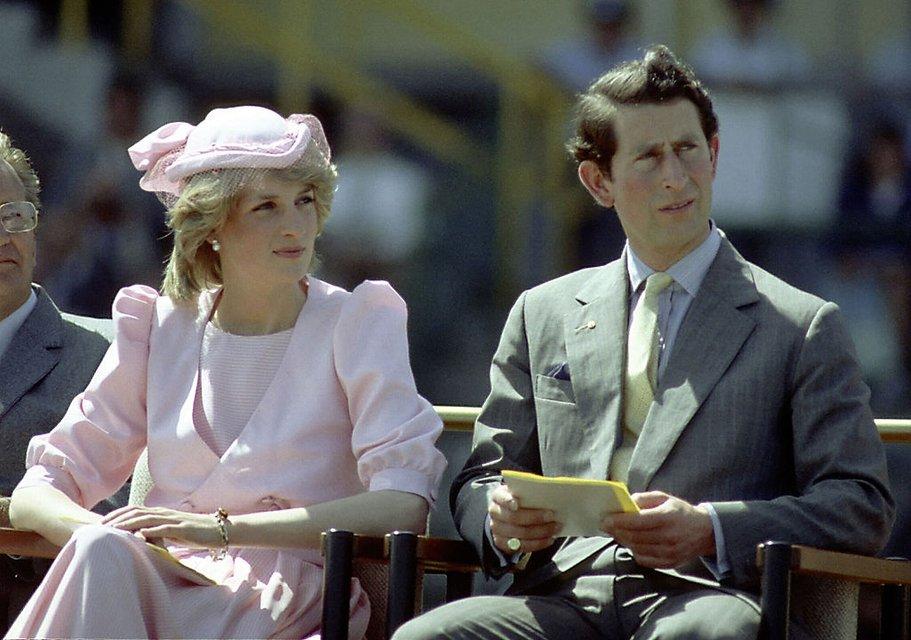 Принц Чарльз и принцесса Диана  - фото 65513