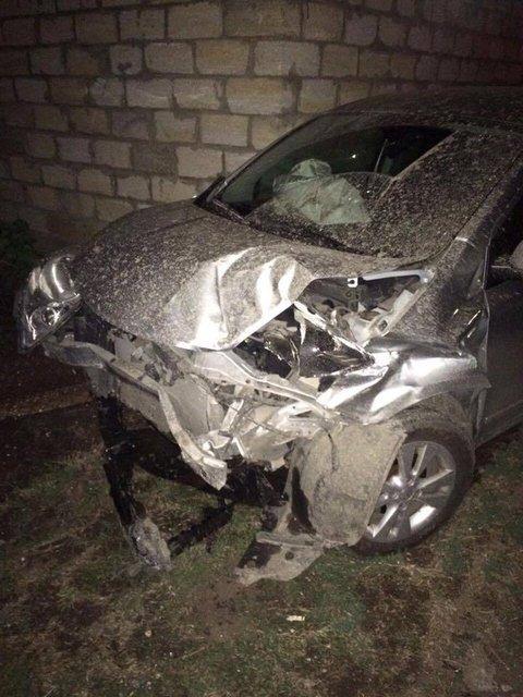 Пьяный водитель протаранил авто патрульных под Одессой, есть пострадавшие - фото 66881
