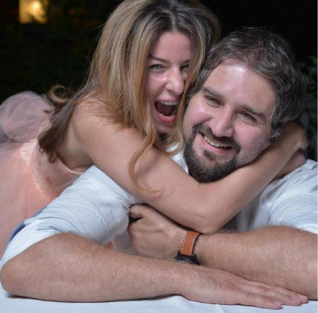 Жанна Бадоева с третьим мужем бизнесменом Василием  - фото 68155