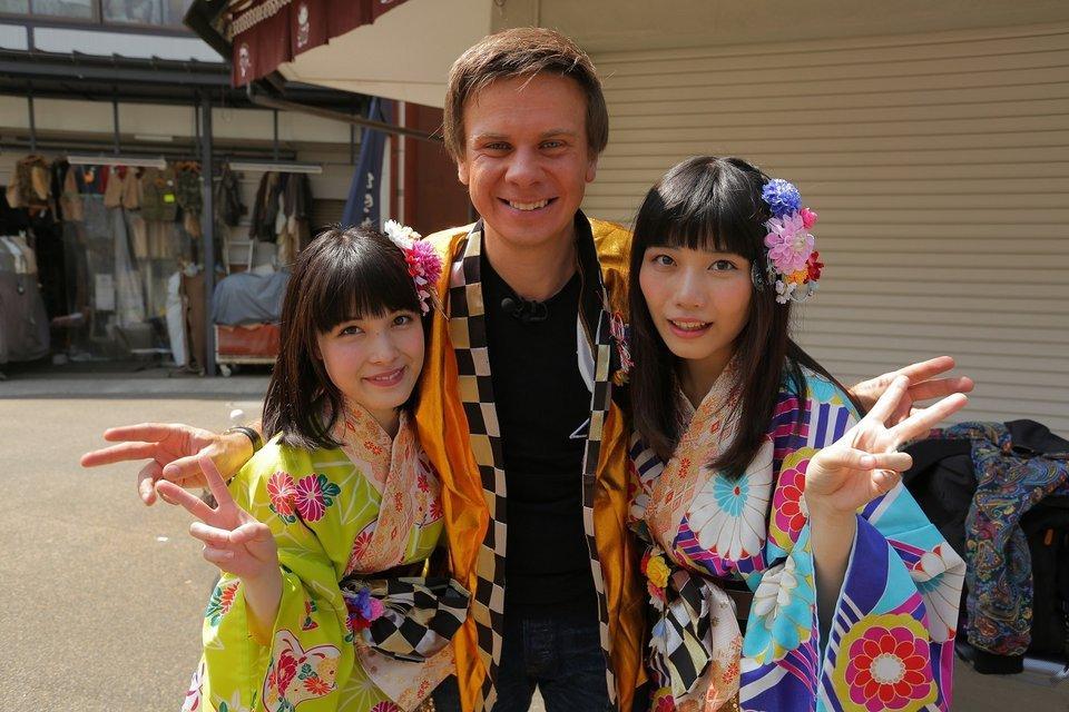 Мир наизнанку 9 сезон будет посвящен Японии - фото 64649