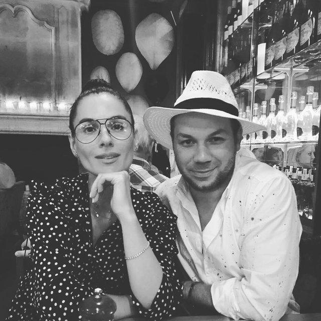 Ефросинина с Андре Таном - фото 65749