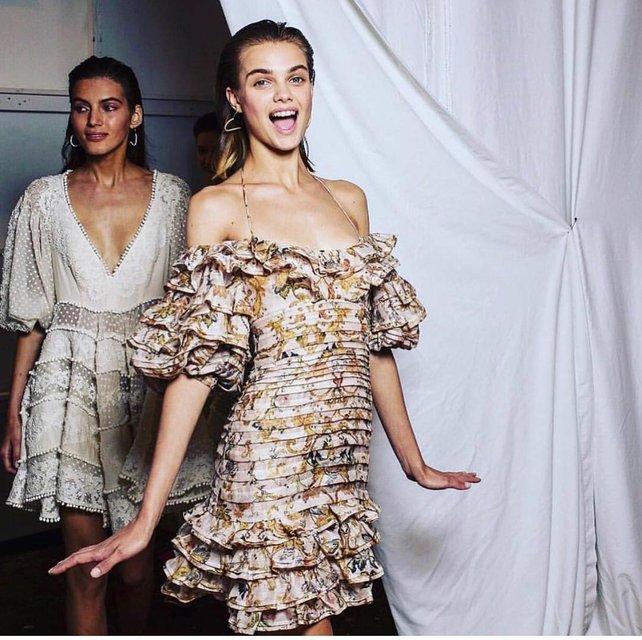 Дарья Хлистун: Что нужно знать о первом украинском ангеле Victoria's Secret - фото 69988