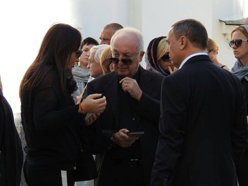 Ирэна Кильчицкая, Борис Фуксман и Николай Мартыненко - фото 65366