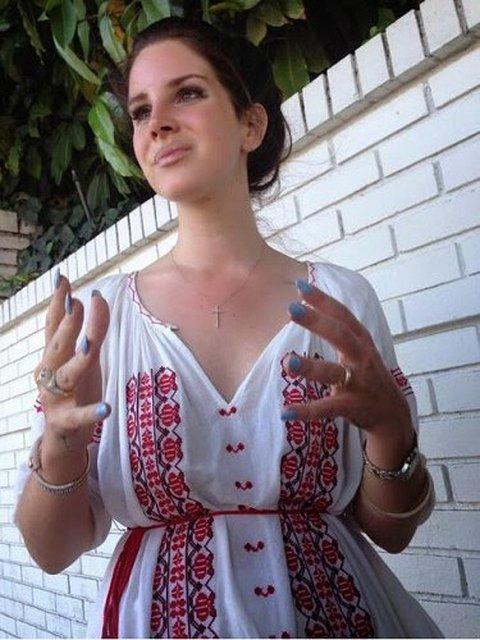 День Независимости: голливудские красавицы в украинских вышиванках - фото 68902