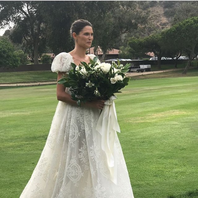 Бьянка Балти вышла замуж - фото 62870