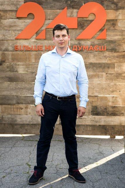 Генеральный продюсер 2+2 Максим Кривицкий - фото 63604