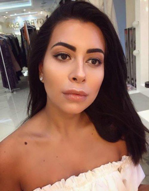 Экс-Холостячка Рамина показала свои фото без косметики - фото 67925