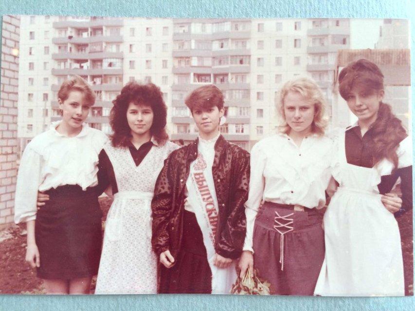 Актеры Квартала 95 вспомнили свои школьные годы - фото 70739