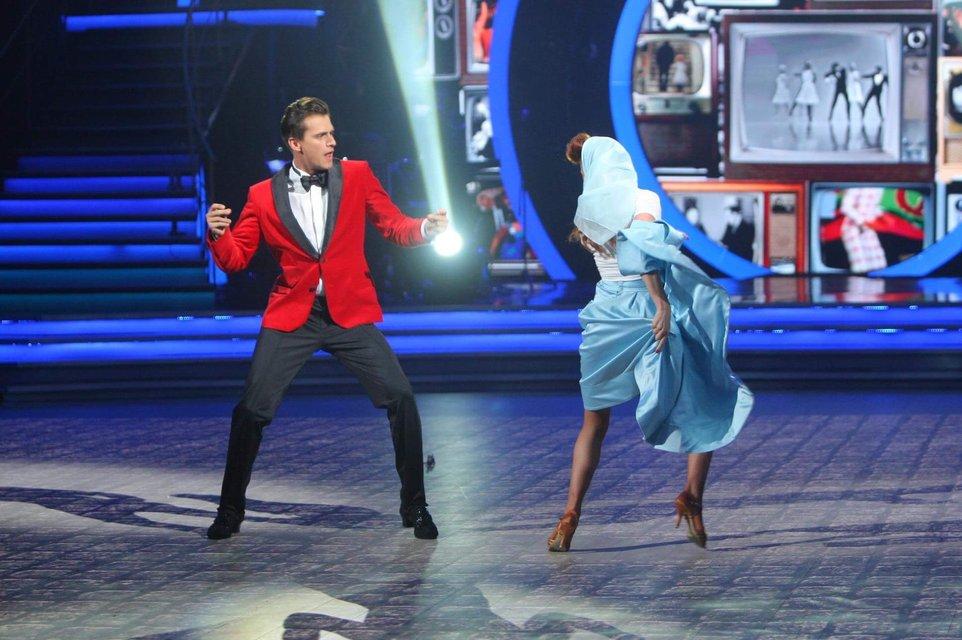 Танці з зірками: Контемп Шоптенко и травма от Поляковой - как звезды готовятся к эфиру - фото 70381