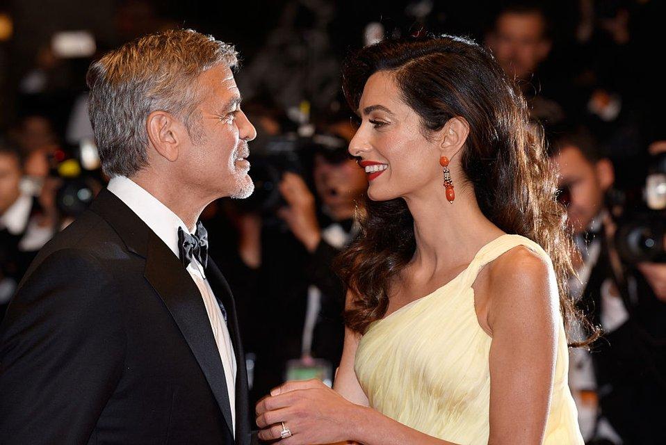 """Джордж Клуни заявил, что быть отцом - это """"ужасно"""" - фото 70185"""