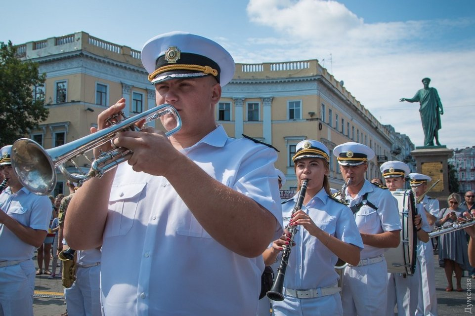 День флага в Одессе - фото 69054