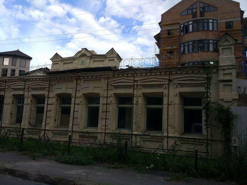 На Караваевых дачах в Киеве снесли последний дом XIX века - фото 62805
