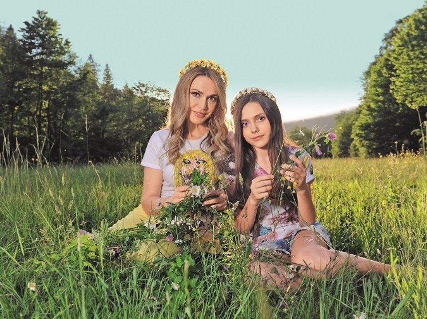 Ольга Сумская празднует 51 День рождения - фото 68702