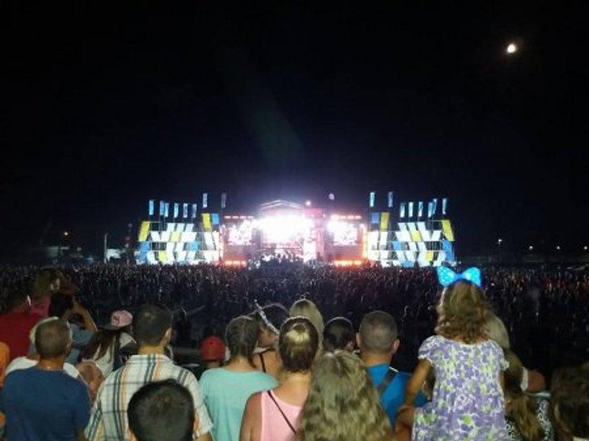 Черноморские Игры 2017 в Скадовске: фото с открытия фестиваля - фото 63968