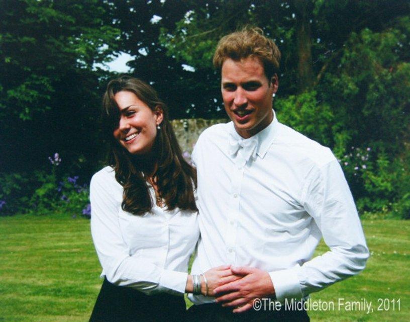 Кейт Миддлтон и принц Уильям до свадьбы - фото 62474
