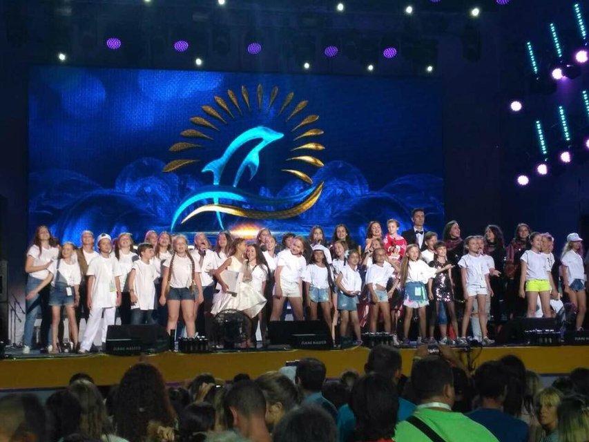 Жюри выбрали победителя гран-при фестиваля Черноморские игры 2017 - фото 64101