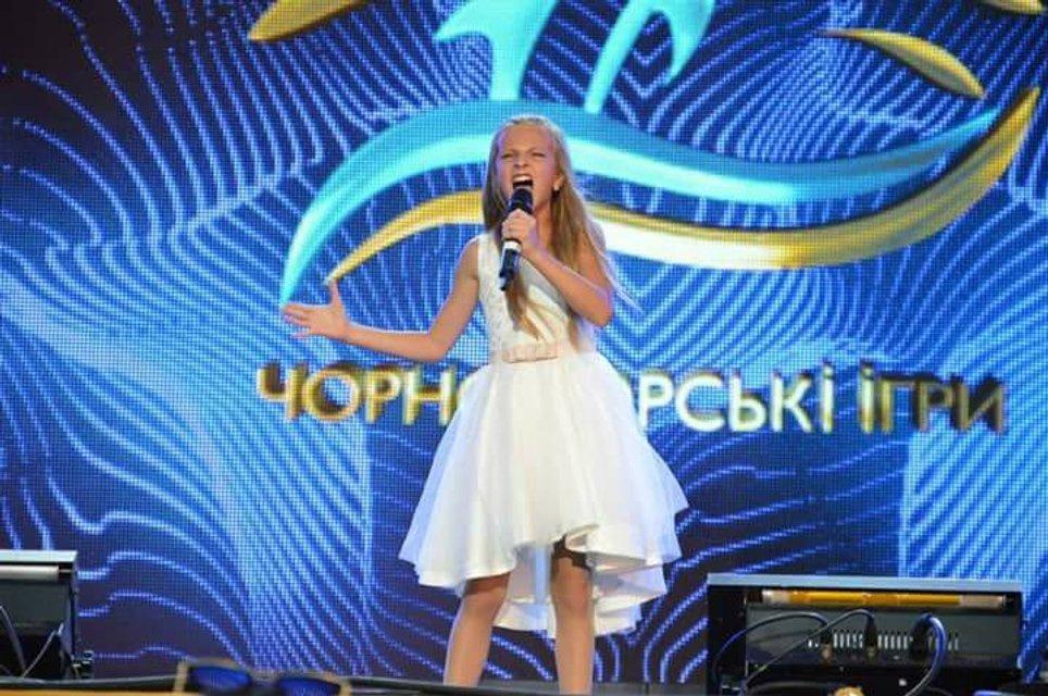 Волощенко Элизавета получила гран-при фестиваля Черноморские игры 2017 - фото 64102