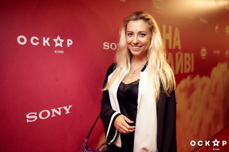 """Тоня Матвиенко пришла на показ фильма """"На драйве"""" - фото 69084"""