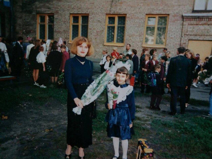 Садись, два: первые школьные залеты украинских звезд - фото 70699