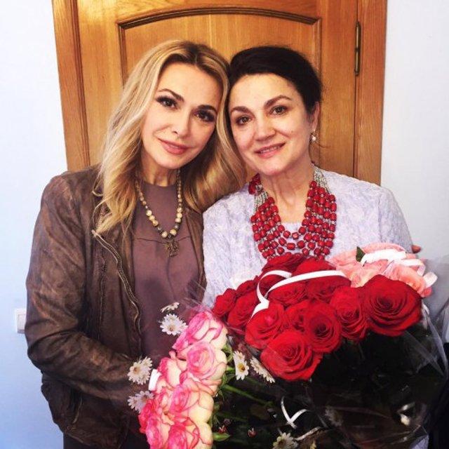 Ольга Сумская празднует 51 День рождения - фото 68694