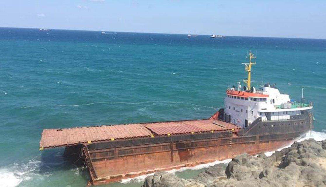 Судно Leonardo, незаконно торговавшее с Крымом попало в аварию у Босфора - фото 69648