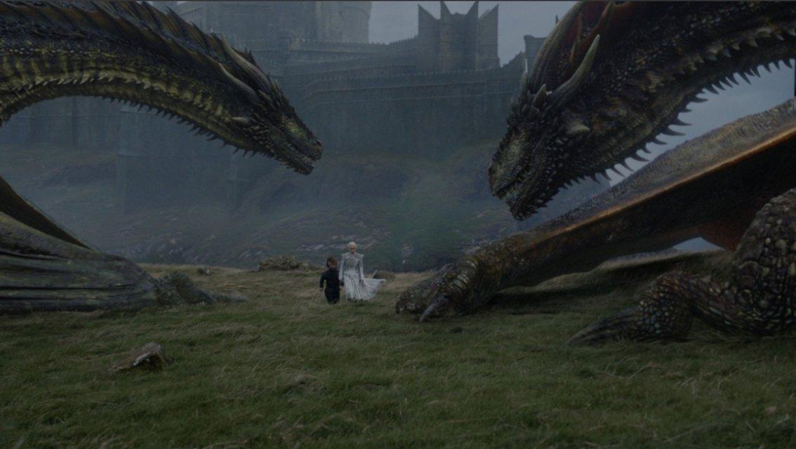Игра Престолов 7 сезон: HBO опубликовал интригующие кадры 6 серии сериала - фото 67303
