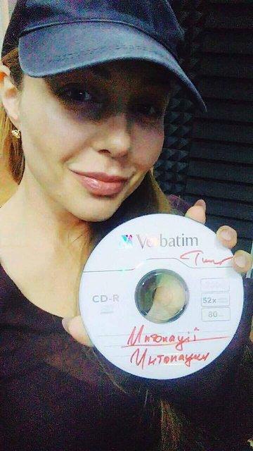 Тина Кароль презентовала новый альбом Интонации - фото 67257