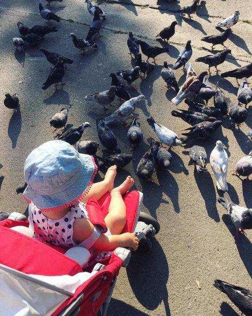 Анита Луценко похвасталась редким фото подросшей дочки - фото 69279