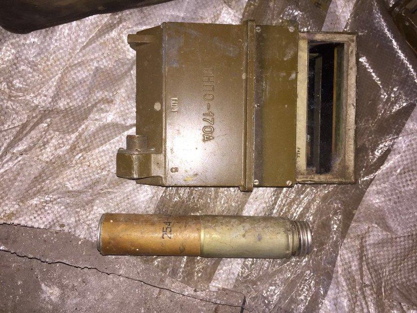 Боевики спрятали взрывчатку в крыле работающей больницы - фото 69732