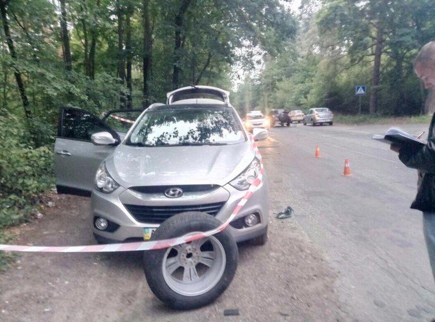 Открыли огонь: В Киеве обокрали бизнесмена - фото 70456