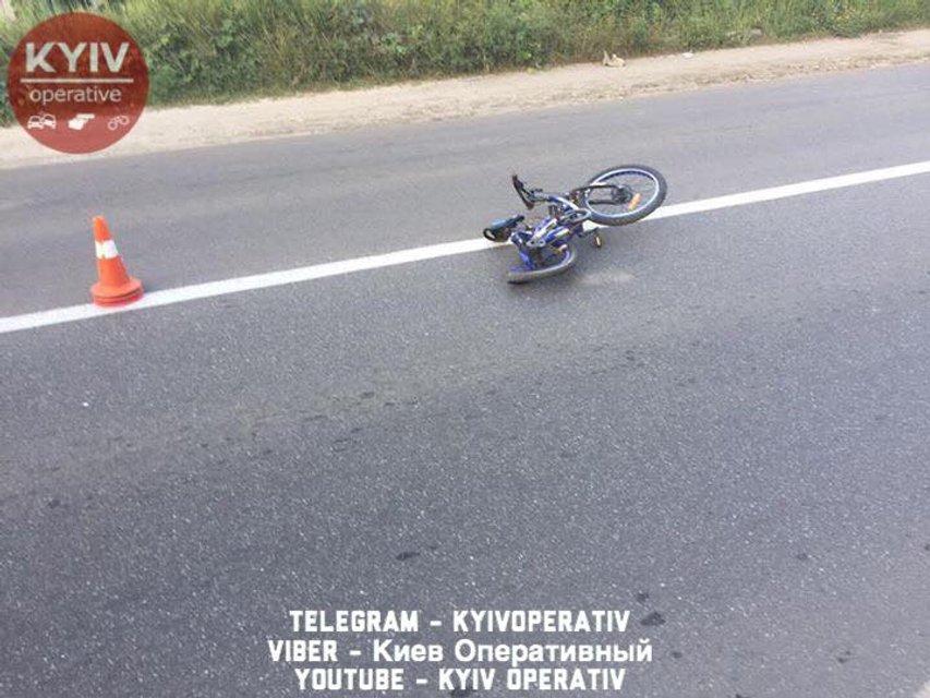 В Киеве водитель насмерть сбил детей и пытался сбежать - фото 64042