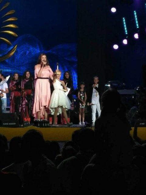 Волощенко Элизавета получила гран-при фестиваля Черноморские игры 2017 - фото 64099