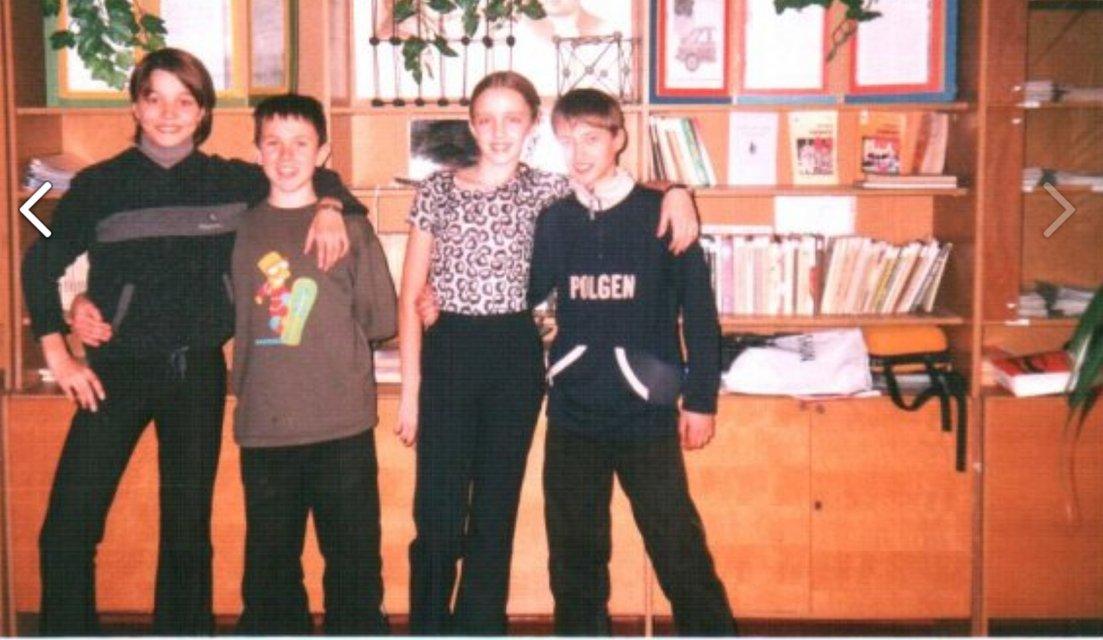 Садись, два: первые школьные залеты украинских звезд - фото 70696