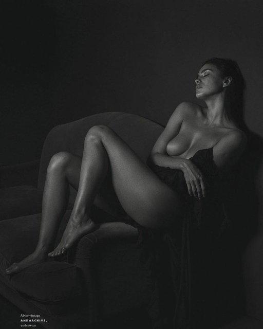 Ирина Шейк голая - фото 63119