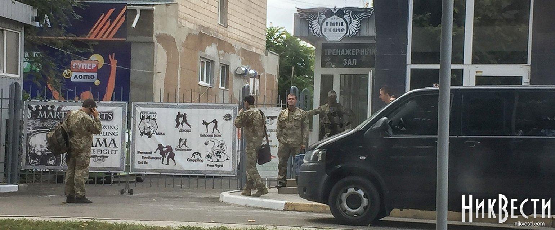 В Николаеве обыскивают 90 депутатов и бизнесменов - фото 70049