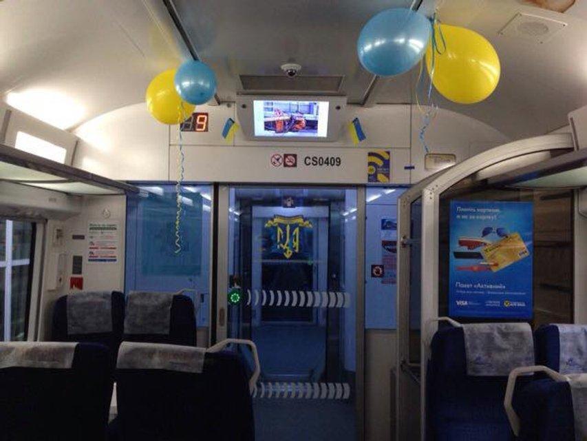 Из Киева запустили новый поезд в Польшу - фото 69314