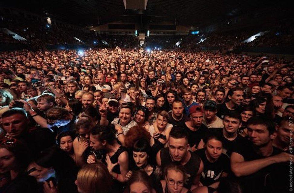 Мэрилин Мэнсон жестко обозвал Россию на концерте в Киеве - фото 63373