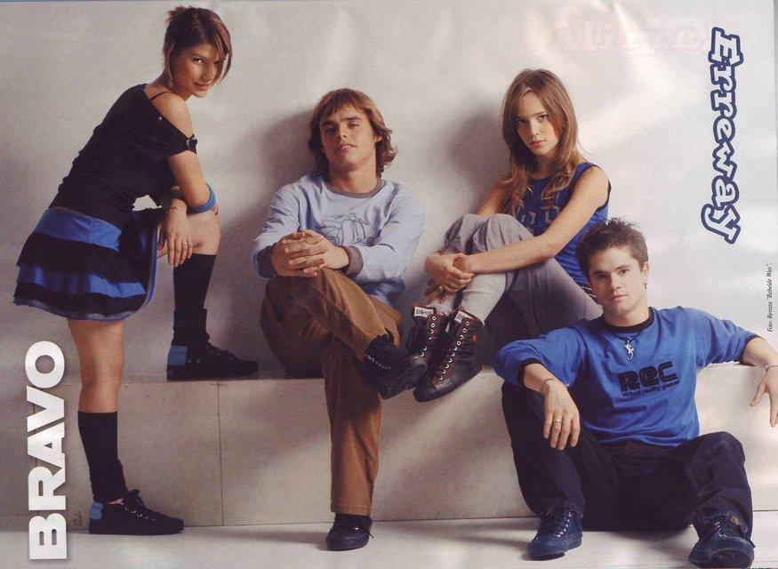 Группа Erreway - фото 63567