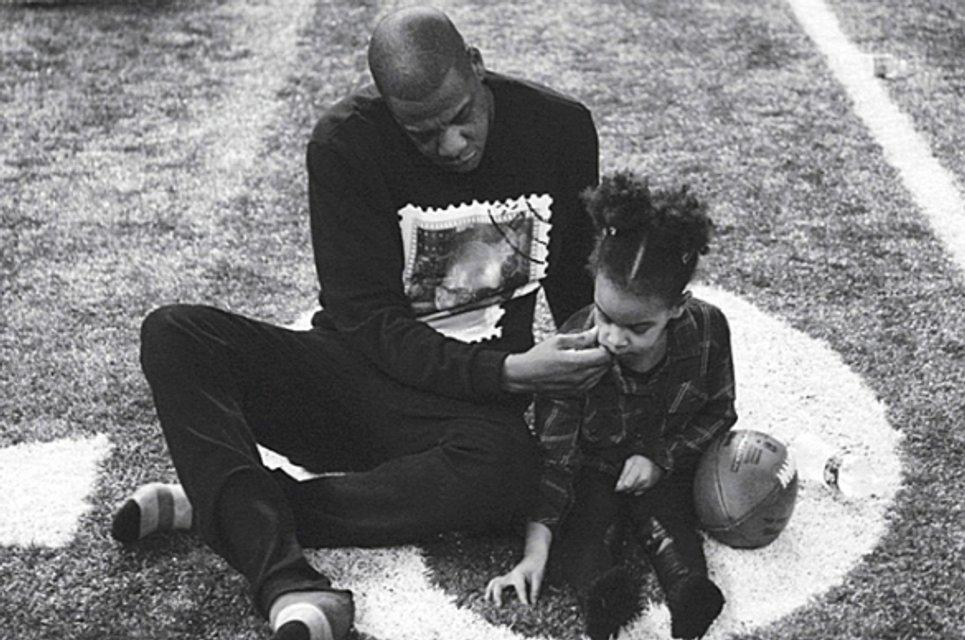 Бейонсе показала эксклюзивные фото семьи - фото 67804
