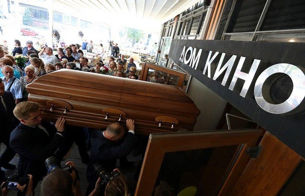В московском Доме кино прощаются с Верой Глаголевой - фото 68042