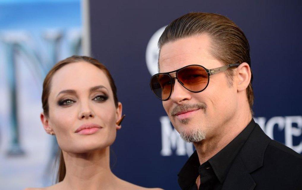 Брэд Питт и Анджелина Джоли не разводятся ради детей - фото 65273