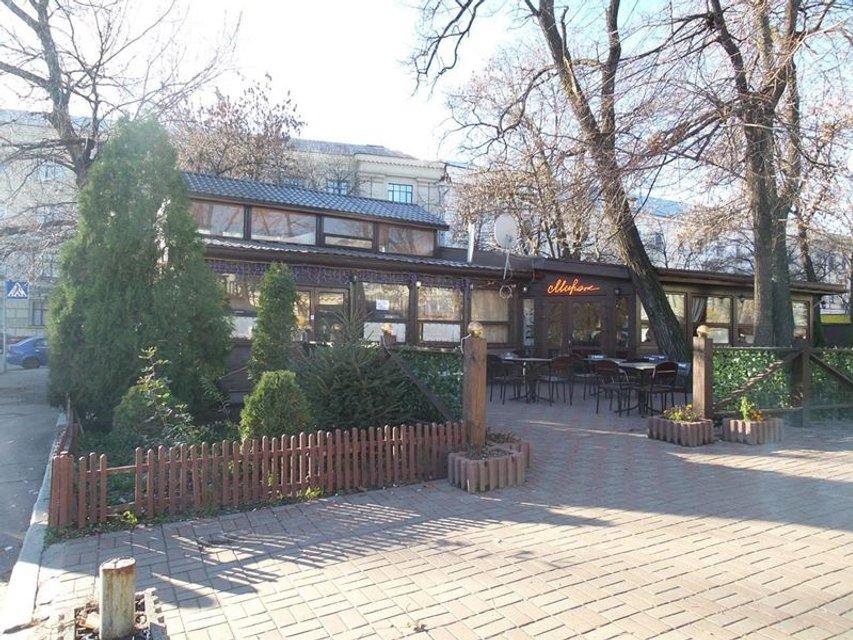 "На Подоле снесли кафе ""Мираж""  - фото 68340"