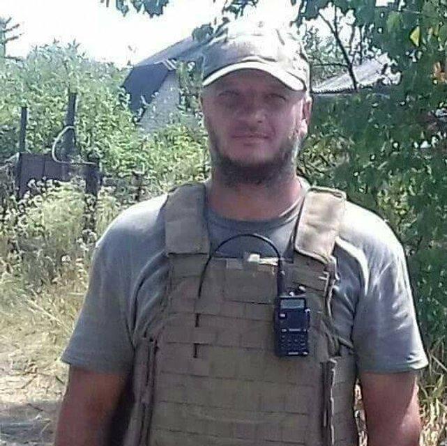 Старший сержант ВСУ Сергей Войтер умер от ран в харьковском госпитале - фото 69623