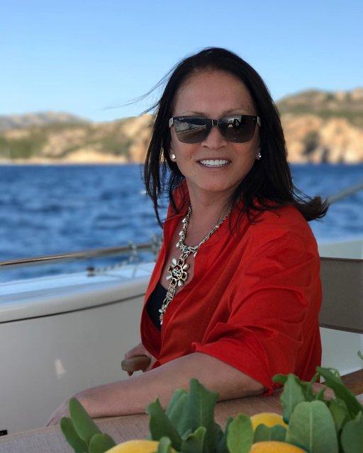 София Ротару похвасталась неувядающей красотой на отдыхе - фото 64844