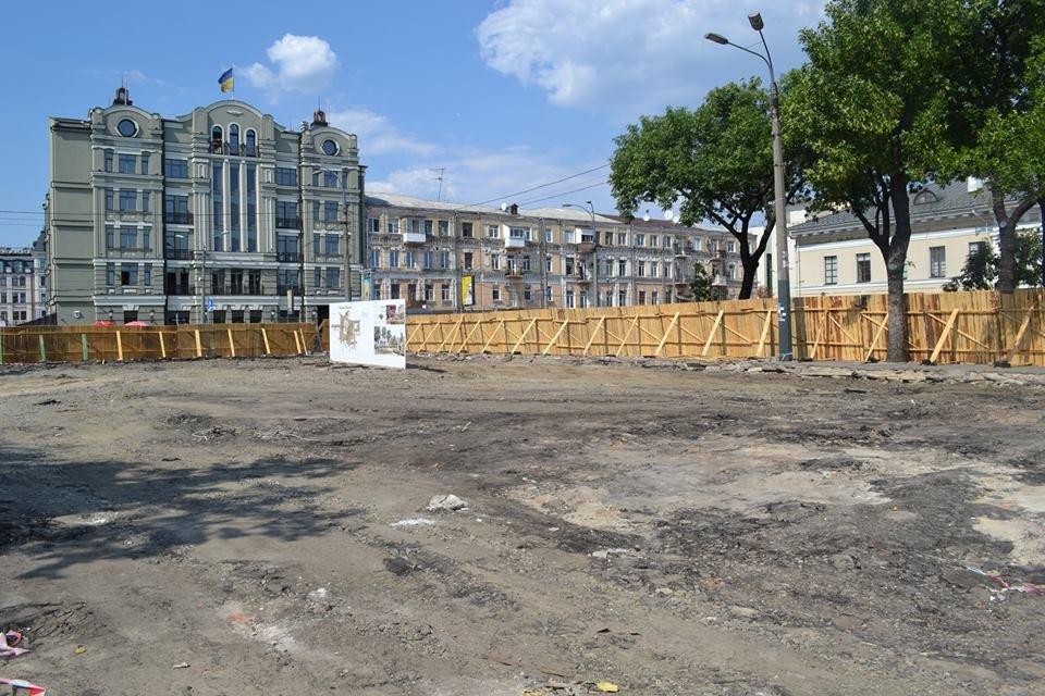 На Подоле в Киеве снесли скандальное кафе, которое работало 13 лет - фото 68341