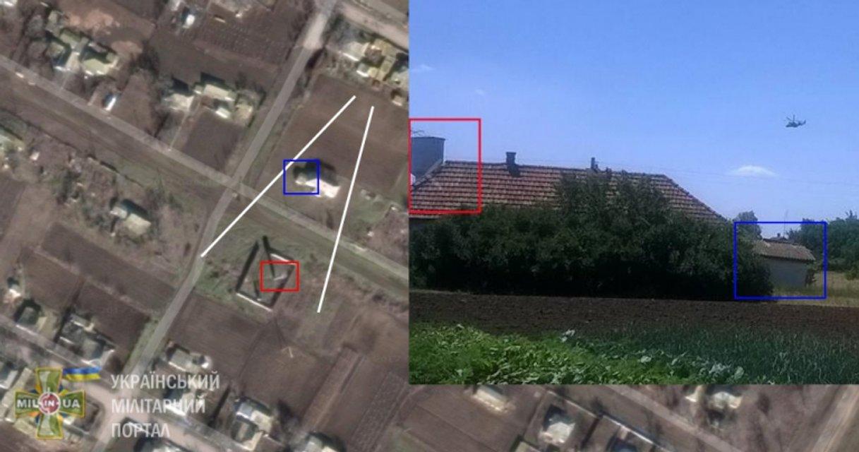 Теперь и авиация: ударный российский вертолет залетел вглубь Украины (ВИДЕО) - фото 73216